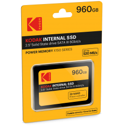 Kodak internal SSD  X150 960GB