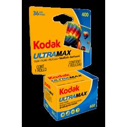 KODAK ULTRAMAX 400 135-36...