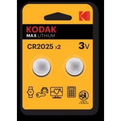 Kodak ULTRA lithium CR2025...