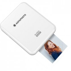 Mini Printer 3x3  Blanc...