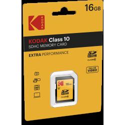 Kodak SDHC 16GB Class10