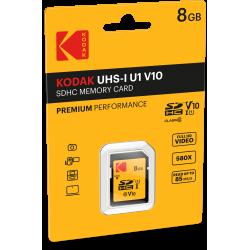 Kodak SDHC 8GB Class10 U1 V10