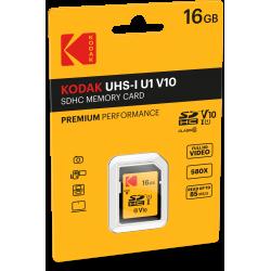 Kodak SDHC 16GB Class10 U1 V10