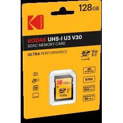 Kodak SDHC 128GB Class10 U3...