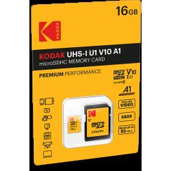 Kodak microSDHC 16GB...